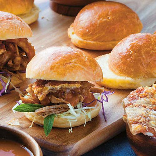 pork slider catering auckland